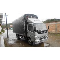 Camion Foton 2015 3.5 Ton - Estacas