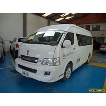 Autobuses Microbuses Jinbei Haise