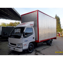 Camiones Furgones Jmc 2012
