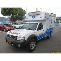 Ambulancias Otros D22 4x4