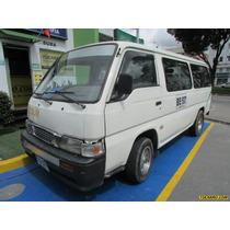 Nissan Urban Mt 2000cc 1997