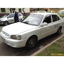 Taxis Accent Gl Hyundai 2002