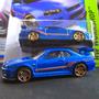 Hot Wheels Nissan Skyline Gtr R34 B1596