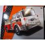 Maquina Camion Bomberos Mack Cf 75 Matchbox S9 R52b