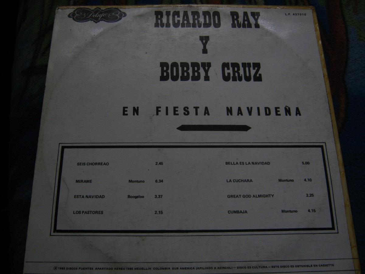 Bobby Cruz En Fiesta Navidena