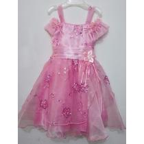 Vestido Para Niña Bautizo Talla Unica 2