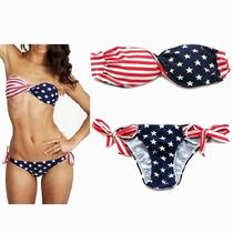 Bikini Bandera Americana