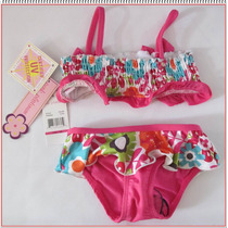 Hermosos Vestidos De Baño Niñas Bebes Proteccion Uv 12 Meses