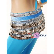 Promocion Caderines Belly Dance, Cinturon Danza Arabe