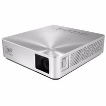 Proyector Asus S1 Silver Hdmi Mhl 200 Lumenes Wvga