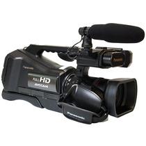 Camara Profesional Panasonic Ag-ac8 32gb Ag Ac7 Jirehdigital
