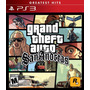 Ps3 Nueva Playstation Fisica Original San Andreas Gta