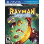 Juego Rayman Legends Para Ps Vita Original Sellado