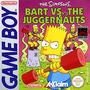Simpsons - Bart Vs Juggernauts / Game Boy - Color Gbc - Gba