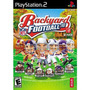 Backyard Football 10 - Completo - Play Station 2 Ps2