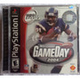 Nfl Gameday 2004 Football Nuevo / Playstation 1 Ps1 Ps2 Ps3