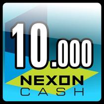 Nexon 10,000 Eu Cash - Carga Nx En Warrock Y Combat Arms Eu