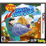 3ds Phineas And Ferb Quest Nuevo Original Y Sellado!!
