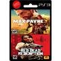 Red Dead Redemption Ps3 Original Digital Entrega Ya