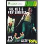 Xbox Crimes And Punishments Sherlock Holmes Nuevo Original!!