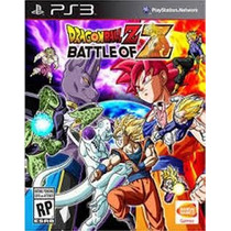 Nuevo!! Dragon Ball Z Battle Of Z Ps3
