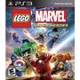 Nuevo Original Play 3 Sellado Lego Marvel Super Heroes Ps3