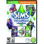 Nuevo Y Sellado! Sims 3 Starter Pack Pc, Win, Mac
