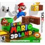 Entrega Hoy, Super Mario 3d Land Juego Digital