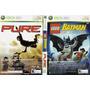 Lego Batman Y Pure Xbox 360 Nuevo