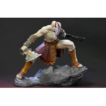 Estatua De Colección De Kratos God Of War Ascencion Ps3