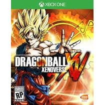 Dragon Ball Xenoverse Fisico Xbox One - Entrega Inmediata