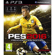 Pes 2016 Ps3 Pro Evolution Soccer Latino Formato Digital Ps3