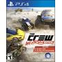 Fisico Sellado Playstation 4 Ps4 The Crew Wild Run Edition