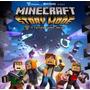 Minecraft Story Mode Episodios 1,2,3 Y 4 Pcgame + Metal Slug