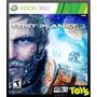 Xbox Lost Planet 3 En Espanol - Nuevo, Original Y Sellado