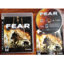 Fear / Sony Playstation 3 Ps3