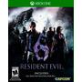 Resident Evil 6 Xbox One Nuevo Original Domicilio - Jxr