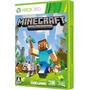 Video Juego Minecraft Xbox 360 Nuevo Sellado