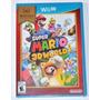 Nuevo Y Sellado Super Mario 3d World Nintendo Wii U