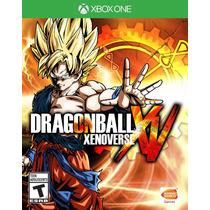Dragon Ball Xenoverse Xbox One Nuevo - Jxr