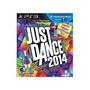 Just Dance 2014 Ps3. Factura Legal De Compra Nuevo, Sellado.