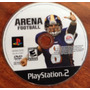 Arena Football Americano - Playstation 2 Ps2 - Solo Dvd