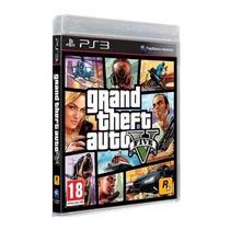 Fisico Entrega Inmediata Ps3 Grand Theft Auto V Gta 5