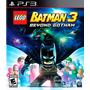 Lego Batman 3 Ps3 Digital Nuevo Original - Jxr