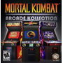 Ps3 Digital Mortal Kombat Arcade Kollection