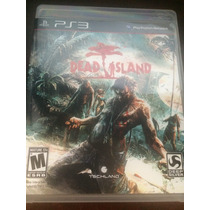 Dead Island: Game Of The Year Edition- Ps3 - Usado ¡¡¡