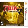 The Legend Of Zelda A Link Between Worlds Físico 3ds