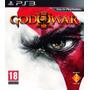 En Español Nuevo Fisico God Of War 3 Dios De La Guerra 3 Ps3