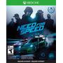 Xbox One Need For Speed - Nuevo Y Sellado