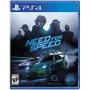 Juego Need For Speed Para Ps4 Nuevo Original Sellado